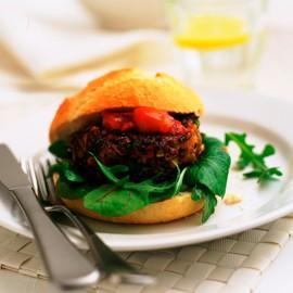 Low Fat Hamburgers 28