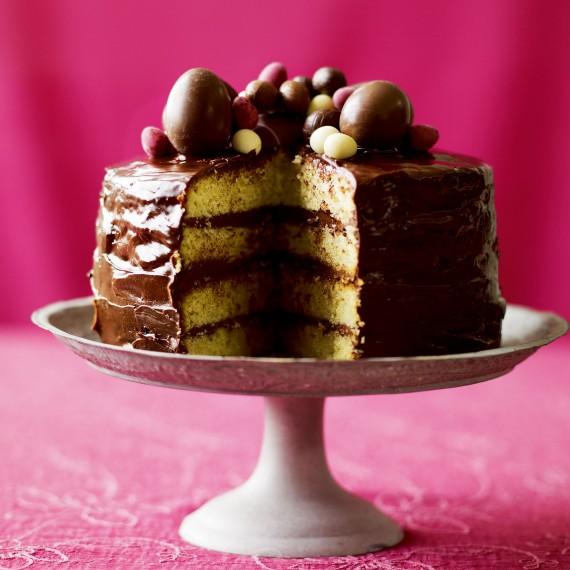 Celebration Cake Recipes: Easter Celebration Cake