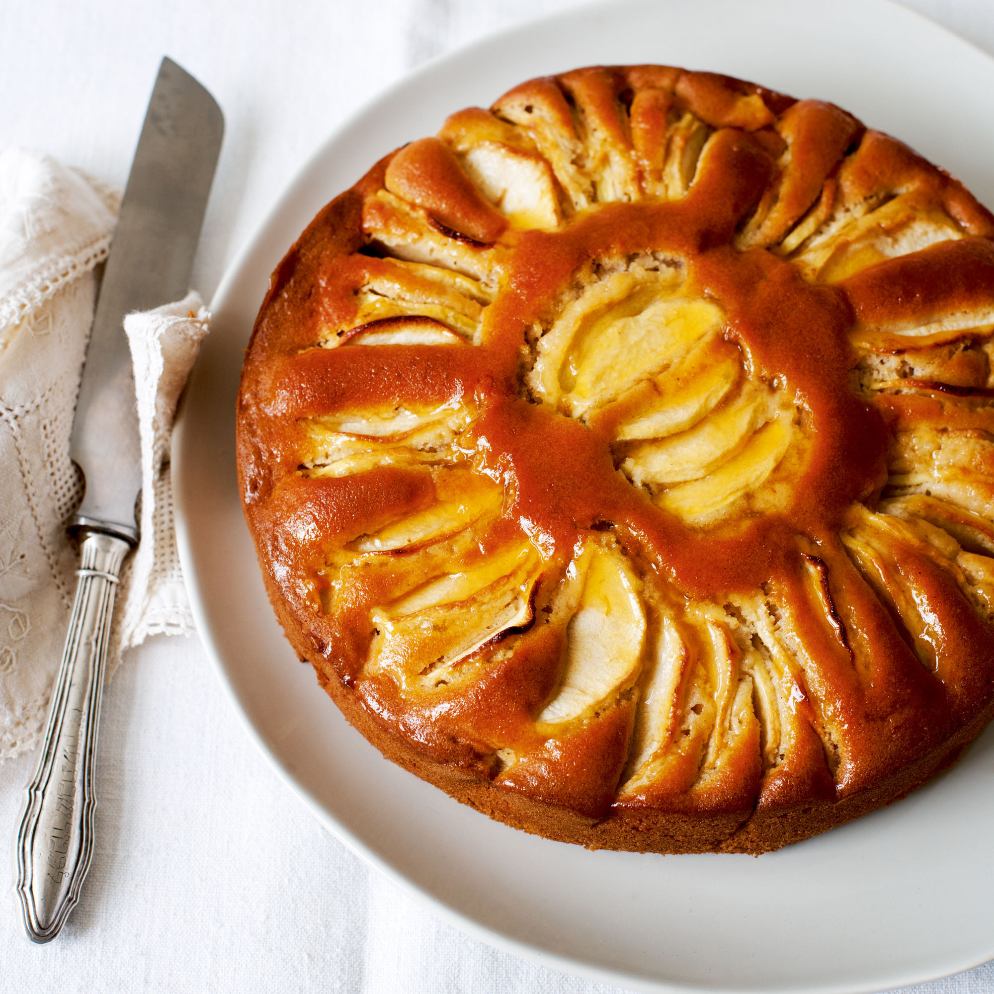 Spicy Apple Cake Uk