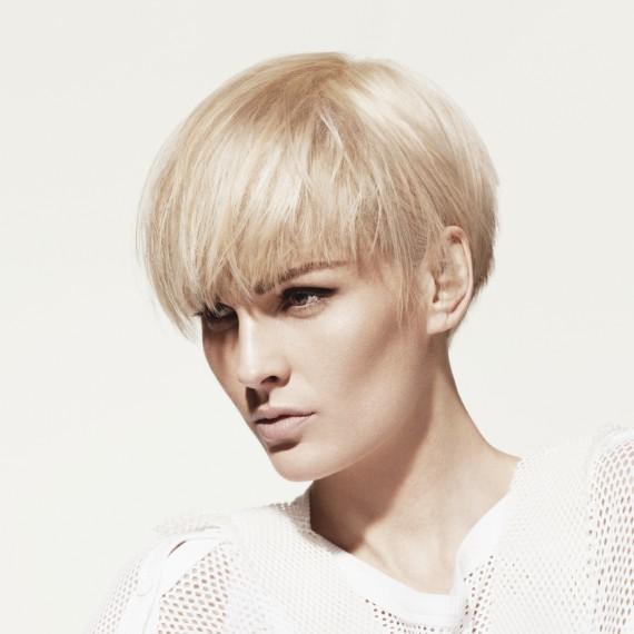 Blonde Crop Hairstyles 37