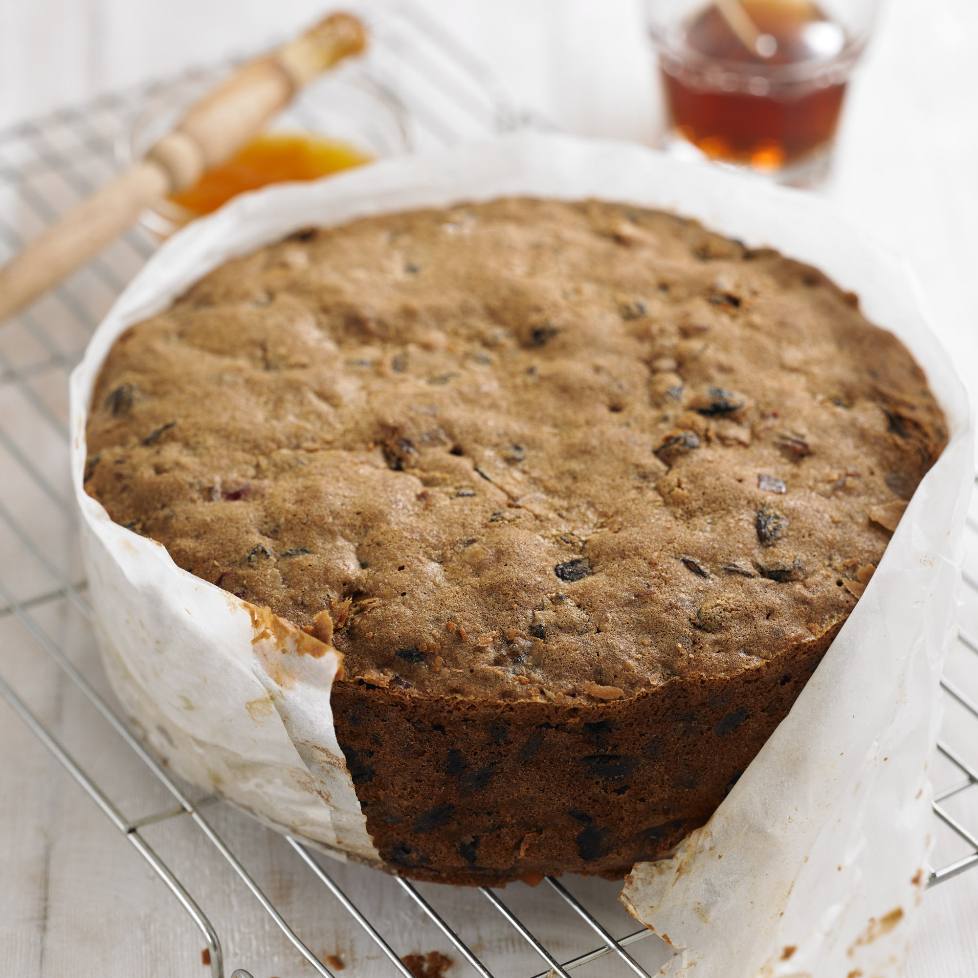 Traditional Rich Fruit Cake - Woman And Home