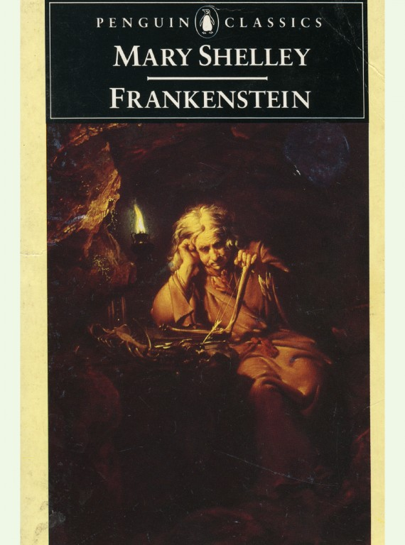 What inspired mary shelley to write frankenstein