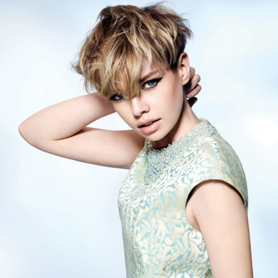 Short Hairstyles Woman And Home