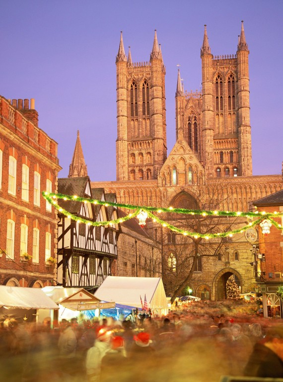 Christmas Markets Lincoln Christmas Market Lincolnshire