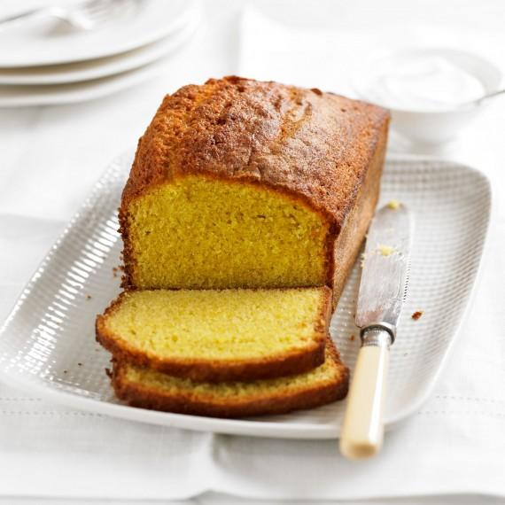 Easy Madeira Loaf Cake Recipe