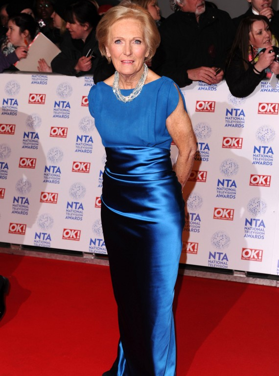 Simon S Journal Mary Berry Food Writer And Tv Presenter