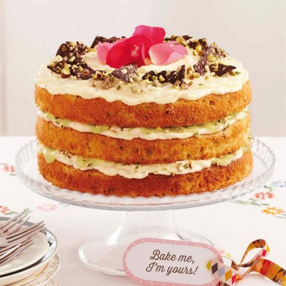 Celebration Cake Recipes: Celebration Cake Recipes