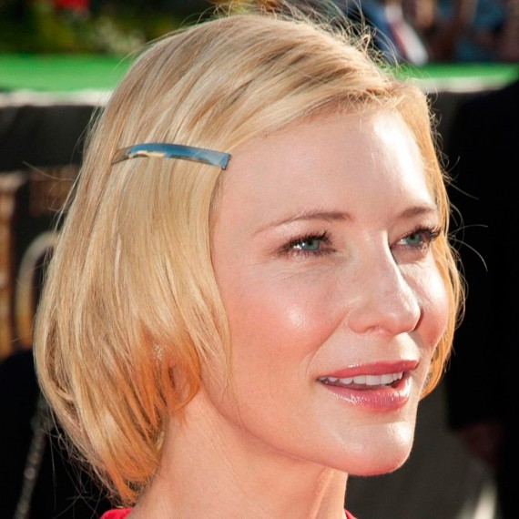 Cate Blanchett Celebrity Bob Hairstyles Woman And Home