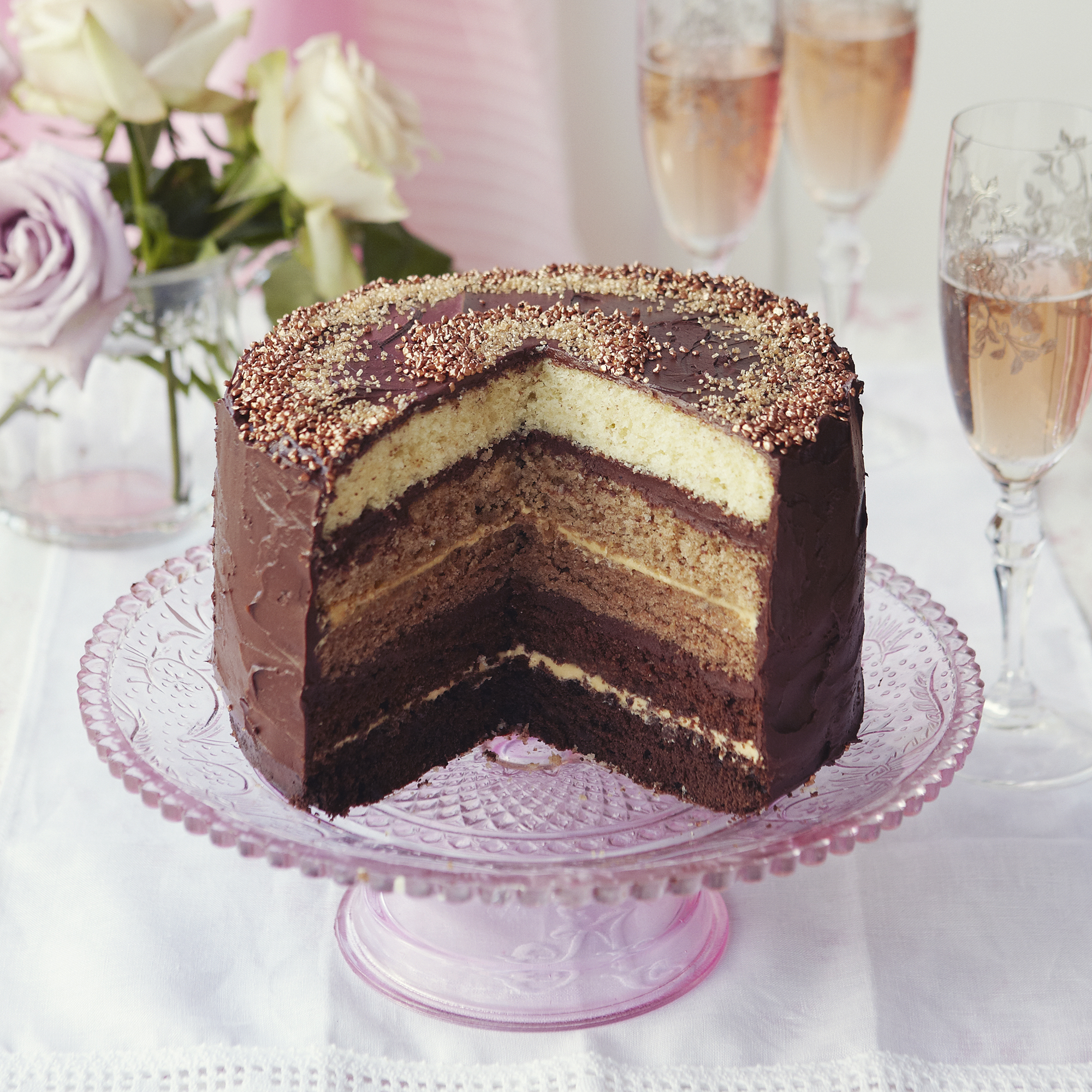 What Colours To Mix In Ombre Cake Recipes