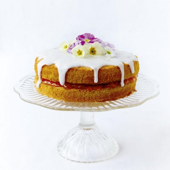 Sponge Cake Without Cornflour