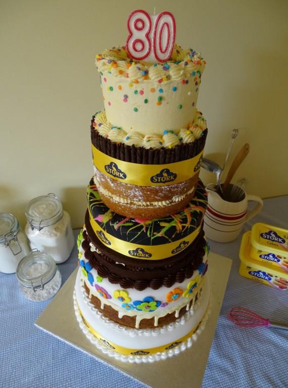 Mary Berry Madeira Birthday Cake
