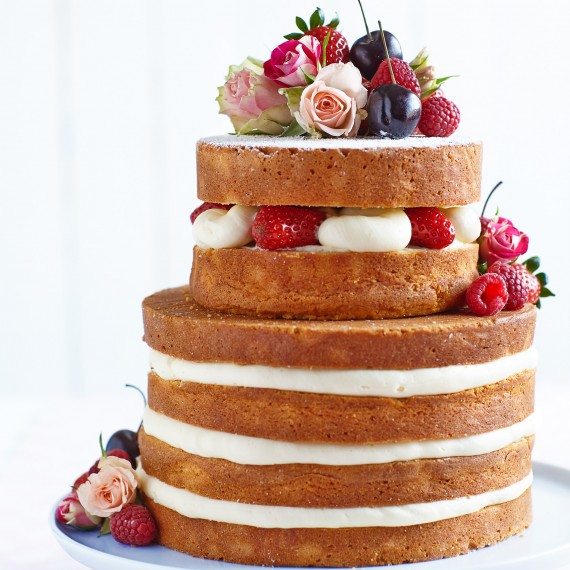Everything You Need To Know About Wedding Cake: Wedding Cake Recipes