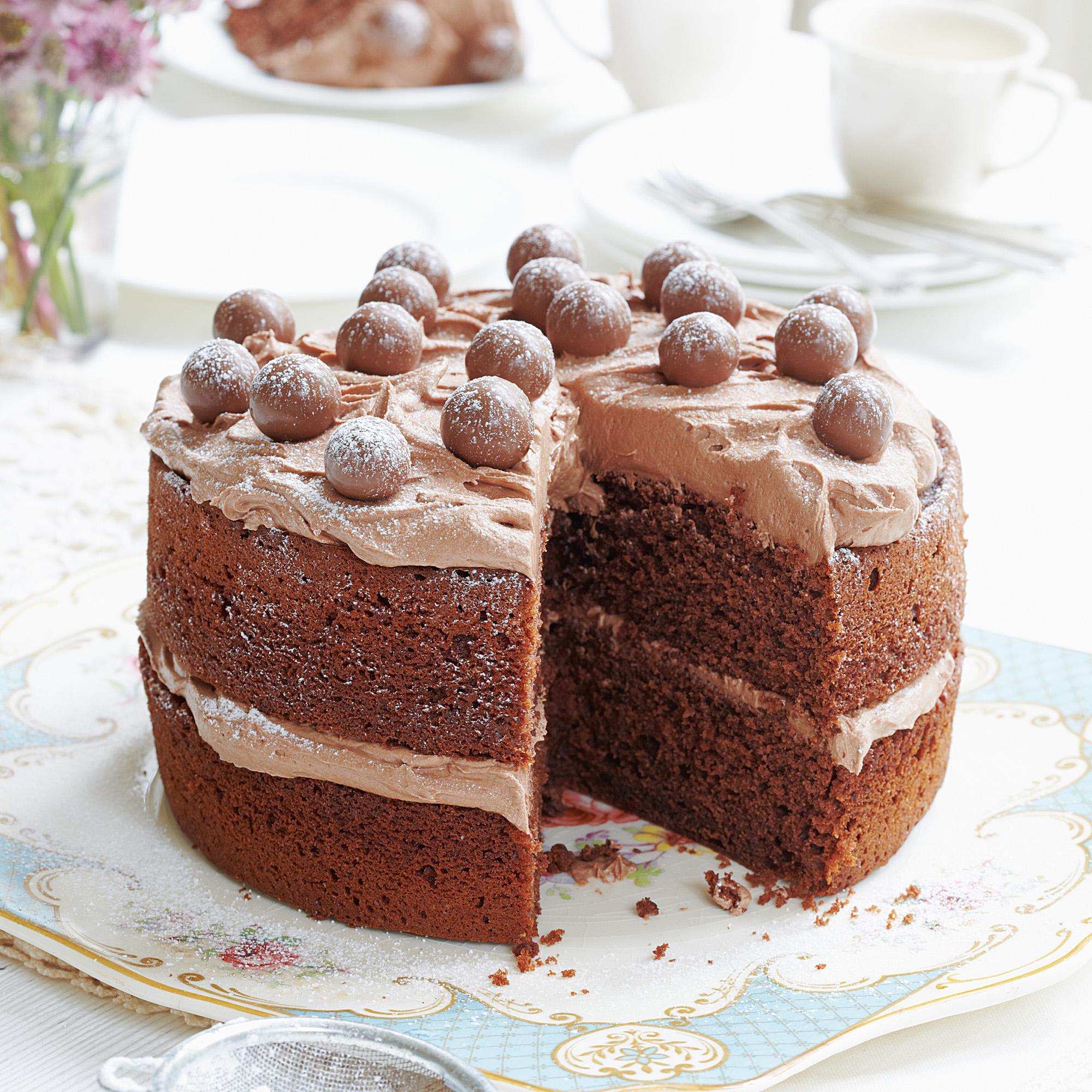 Maltesers Cake Uk