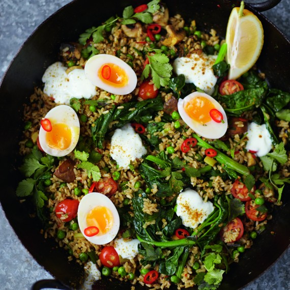 Lunch Ideas Jamie Oliver: Healthy Dinner Recipes