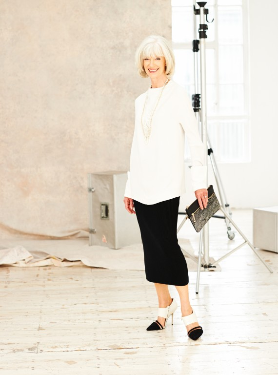 How To Dress In Your Sixties Woman And Home