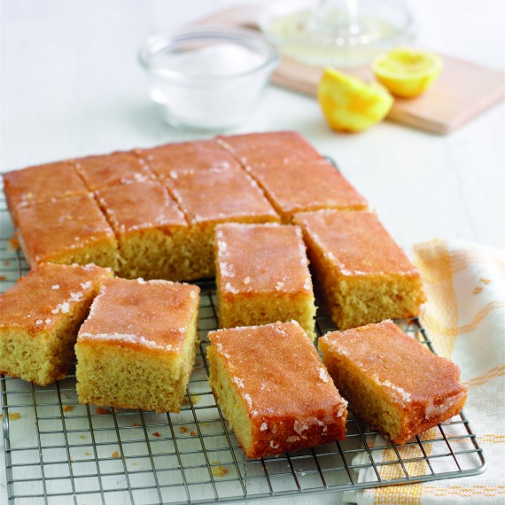 Lemon Drizzle Cake Calories
