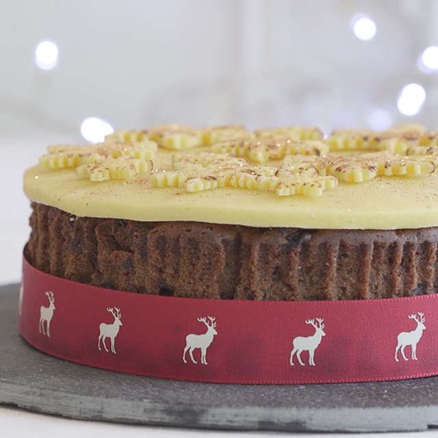 Marzipan Cake Decorations Uk