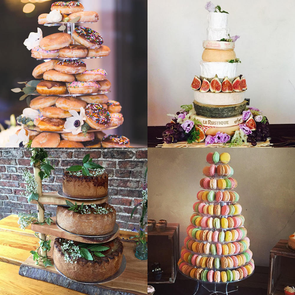 Everything You Need To Know About Wedding Cake: 9 Unique Wedding Cakes To Wow Your Guests