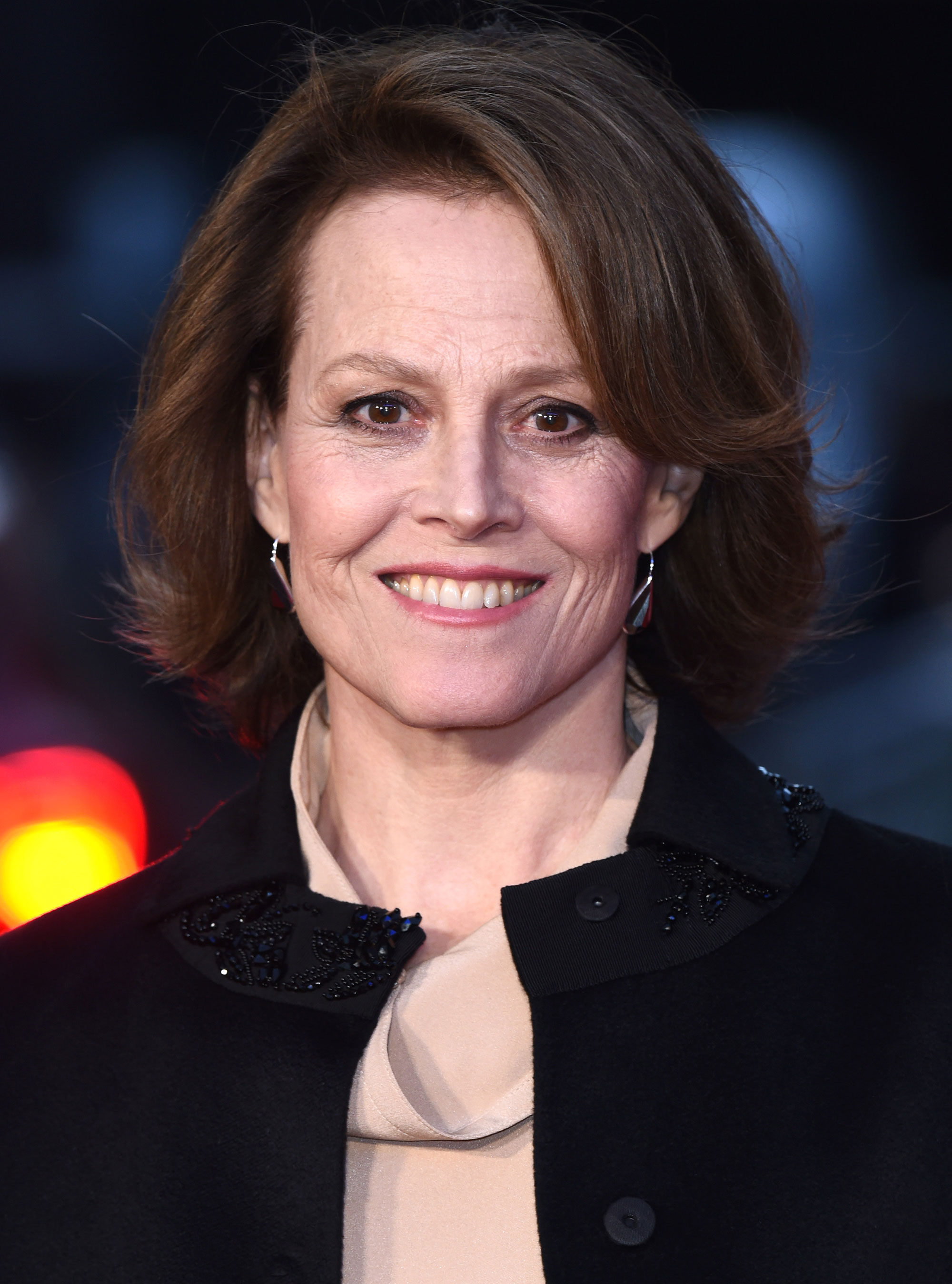 "Sigourney Weaver Filmography And Biography On Movies Film: Sigourney Weaver: ""I'm Not Tough Like My Character In 'A"