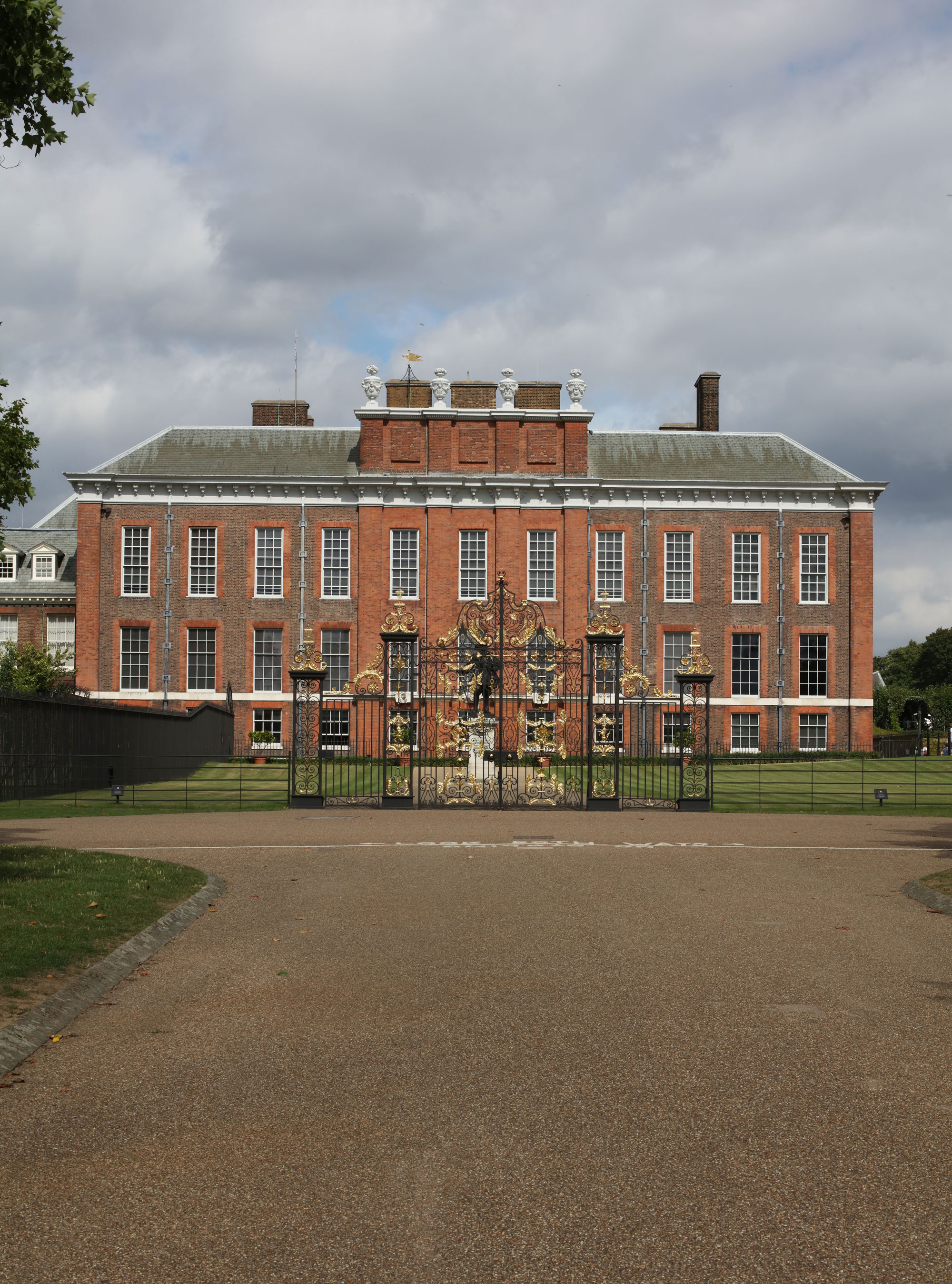 William And Kate Residence Kensington Palace Renovations Set To Make Way For Prince