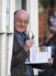 Calling All Wine Lovers! Join Our Weekend In Champagne With Wine Expert Oz Clarke