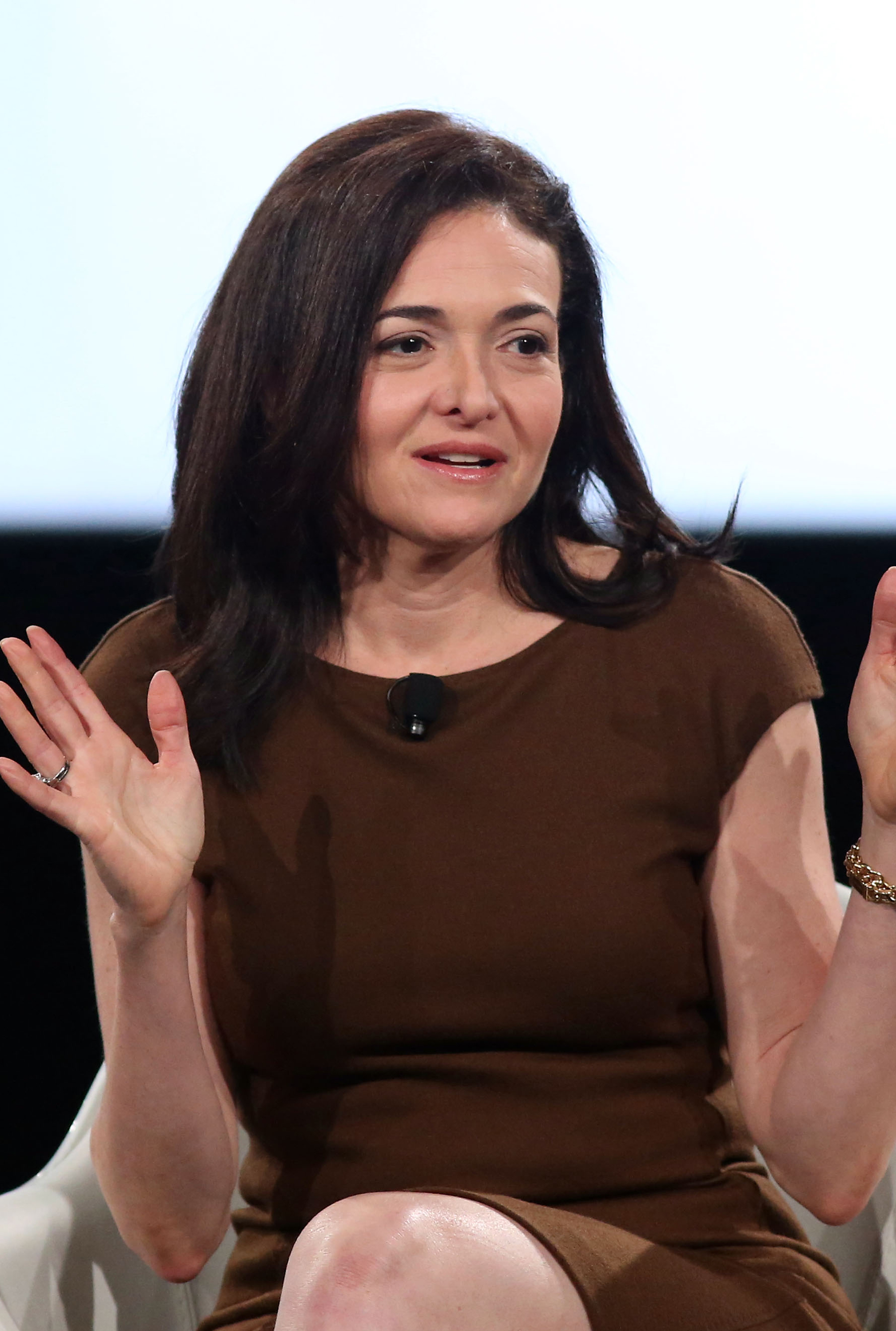 Sheryl Sandberg Desert Island Discs Reduces Listeners To ...