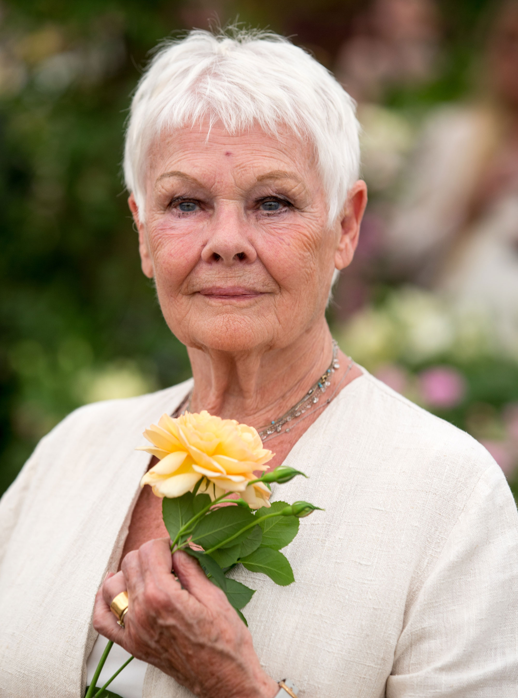 Judi Dench Nude Photos 72