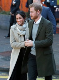 This Is What A Cosy Night In Looks Like For Meghan Markle And Prince Harry